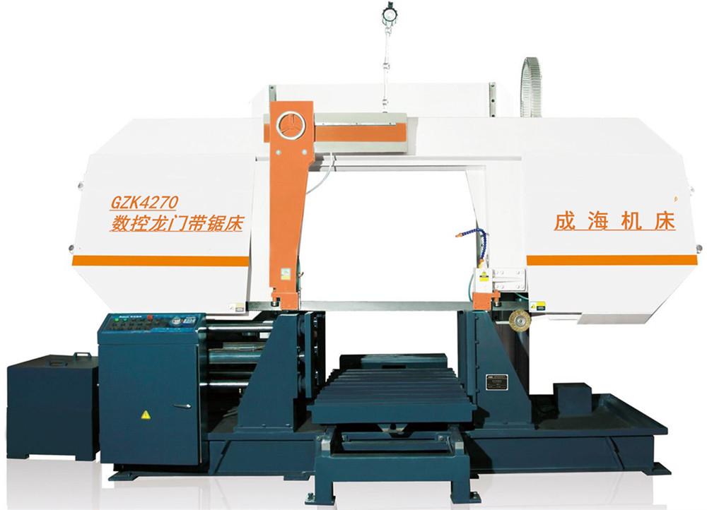 GB4265(H型钢专用)龙门式带锯床