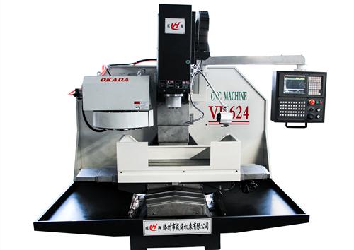 VK626数控铣床|小型数控钻铣中心